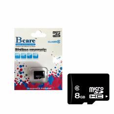 Bcare MicroSD 8GB Class 6 - Hitam Non Adapter