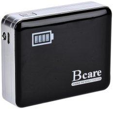 Jual Bcare Power Bank Mp 77 6200 Mah Dual Output Hitam Bcare Di Indonesia