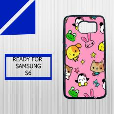 BCS Case Costum Samsung Galaxy S6 - 29