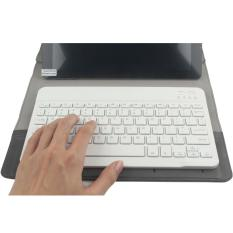 BD158 Mcdodo Keyboard Wirelles For Android/ Ios/ Laptop/ Pc MKB-1190 White