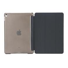 Bearbay Case untuk IPad Pro 9.7/iPad Air2 (iPad 6) -Slim Ringan Smart-SHELL STAND Cover Case dengan Auto Wake/Tidur untuk Apple IPad Pro 9.7 Inch 2016 Release Tablet/iPad Air2 (iPad 6) [tidak Fit New IPad 9.7 Inch 2017 Versi] (Hitam)-Intl
