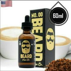 Toko Beard No 00 Vape Co 3 Mg Sweet Tobaccoccino Usa Liquid 60 Ml Online Dki Jakarta