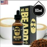 Jual Beard No 00 Vape Co 3 Mg Sweet Tobaccoccino Usa Liquid 60 Ml Beard Branded