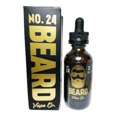 Review Beard No 24 Usa Premium Liquid Vape Vapor
