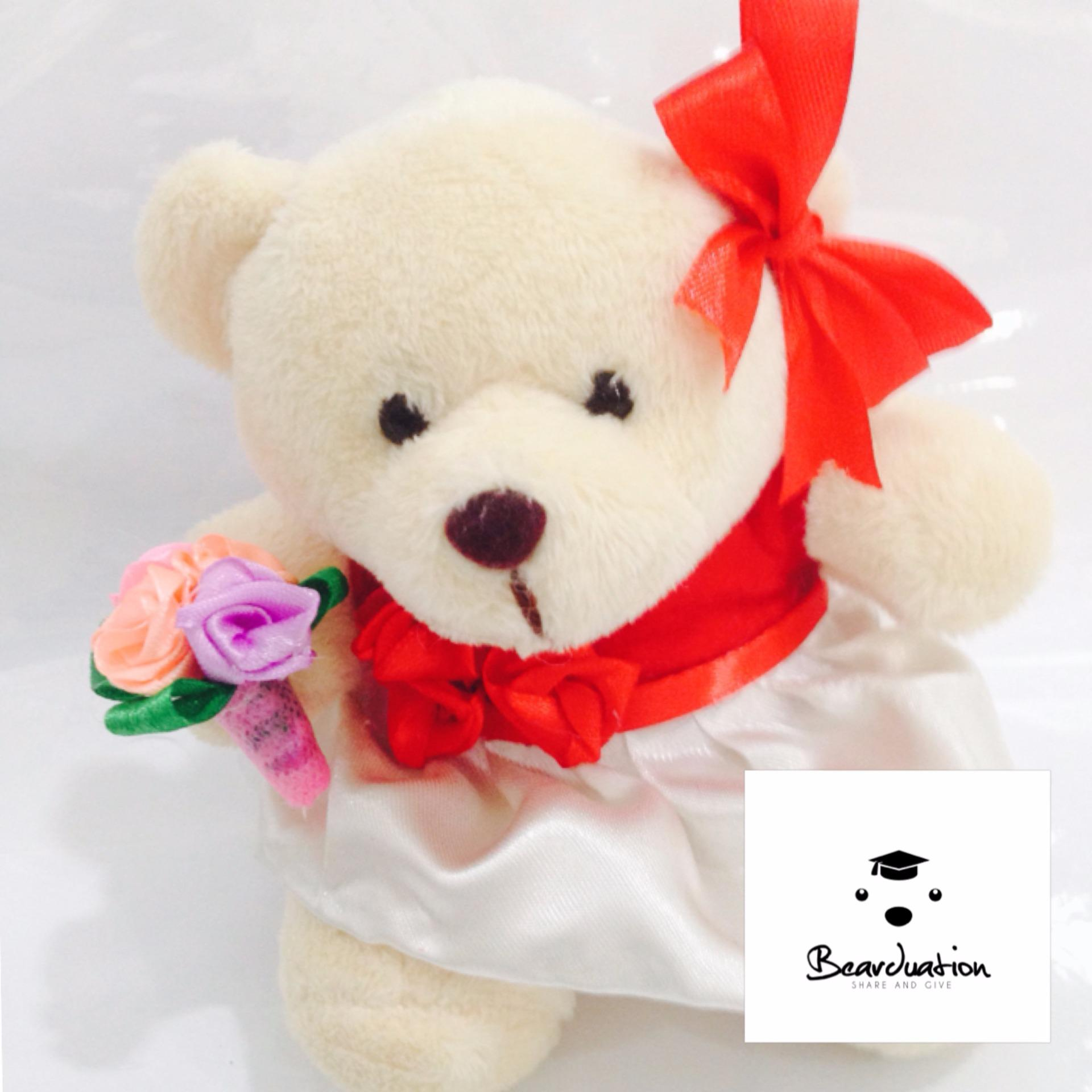 Bearduation Wedding Doll ...