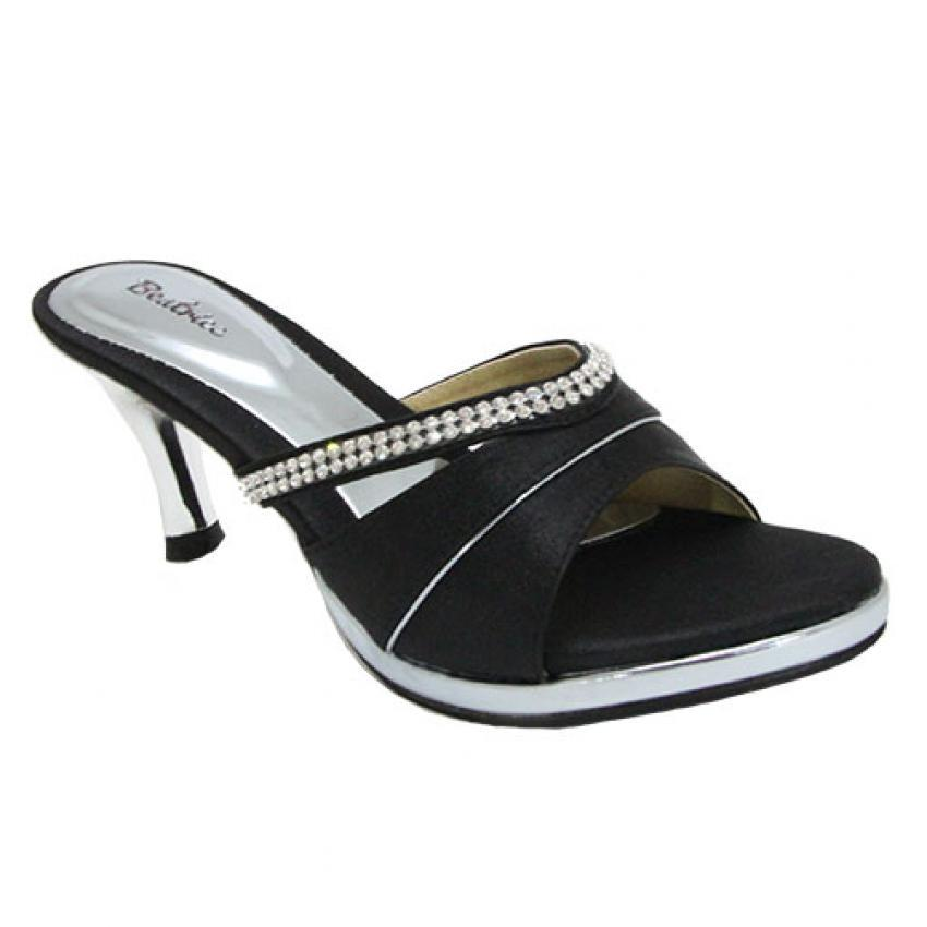 Harga Beatrice Heel Sandals 7 Cm Md 701 Black Beatrice Asli