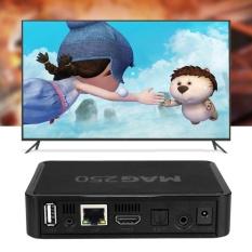 Beau MAG250 WIFI USB Adapter IPTV Box Media Player With 1 Year IUDTV IPTV Account