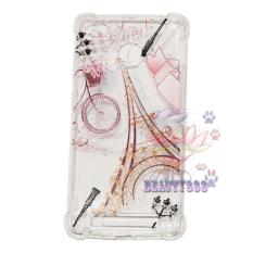 Beauty Case Anti Crack Xiaomi Redmi 3s Case 3D Luxury Animasi Vintage Menara Eiffel Paris Softcase Anti Jamur Air Case 0.3mm / Silicone Xiaomi Redmi 3s / Silikon Anti Shock / Case Hp / Jelly Case Xiaomi 3s / Anti Crack Gambar / Case Unik - 2