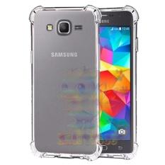 Beauty Case For Samsung Galaxy J3 Pro 2016 J3110 Ultrathin Anti Shock / Anti Crack Luxury Softcase Anti Jamur Air Case 0.3mm / Silicone Samsung Galaxy J3 Pro 2016 J3110 / Soft Case / Case Hp - Putih Transparant