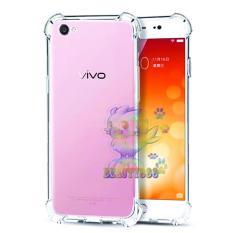 Beauty Case For Vivo Y53 2017 Anti Crack Vivo Y53 Ultrathin Anti Shock Elegant Softcase Anti Jamur Anti Crack Air Case 0.3mm / Silicone Vivo Y53 / Soft Case / Case Hp - Putih Transparant