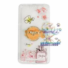 Beauty Case For Xiaomi Redmi 3S Softshell Animasi Fish In The Sea + Holder Ring Fish Soft Case / Soft Back Case / Sillicone / Casing Handphone / Casing HP / Case Xiaomi / Case Unik - 3
