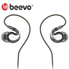 Jual Beevo Earphone Extra Bass Dengan Mic Bv Em390 Branded