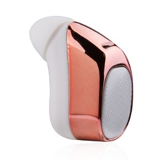 Befu S630 Mini Ukuran Nirkabel Bluetooth Stereo Ringan Bas Anti-Kebisingan Earphone-Internasional