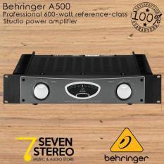Behringer A500 Power Amplifier 600 Watt