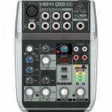 Review Pada Behringer Mixer Xenyx Q502 Usb