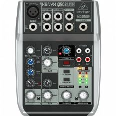 Penawaran Istimewa Behringer Mixer Xenyx Q502 Usb Terbaru