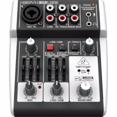 Jual Behringer Xenyx 302Usb 5 Input Compact Mixer And Usb Interface Indonesia Murah