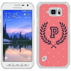 BEIWU Generic S6 Active Protective Case, VS Pink 3 Carrying Shell Case Cover untuk Samsung Galaxy S6 Aktif (Putih)-Intl