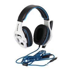 Benediction 3Meters USB 7.1 Surround Sound Over Ear Gaming Headset For SADES SA903 - intl