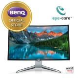 Jual Benq Ex3200R 32 Inch Full Hd Curved Entertainment Gaming Led Monitor Branded Murah
