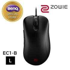 BenQ ZOWIE EC1-B 3360 Large Black eSports Gaming Mouse