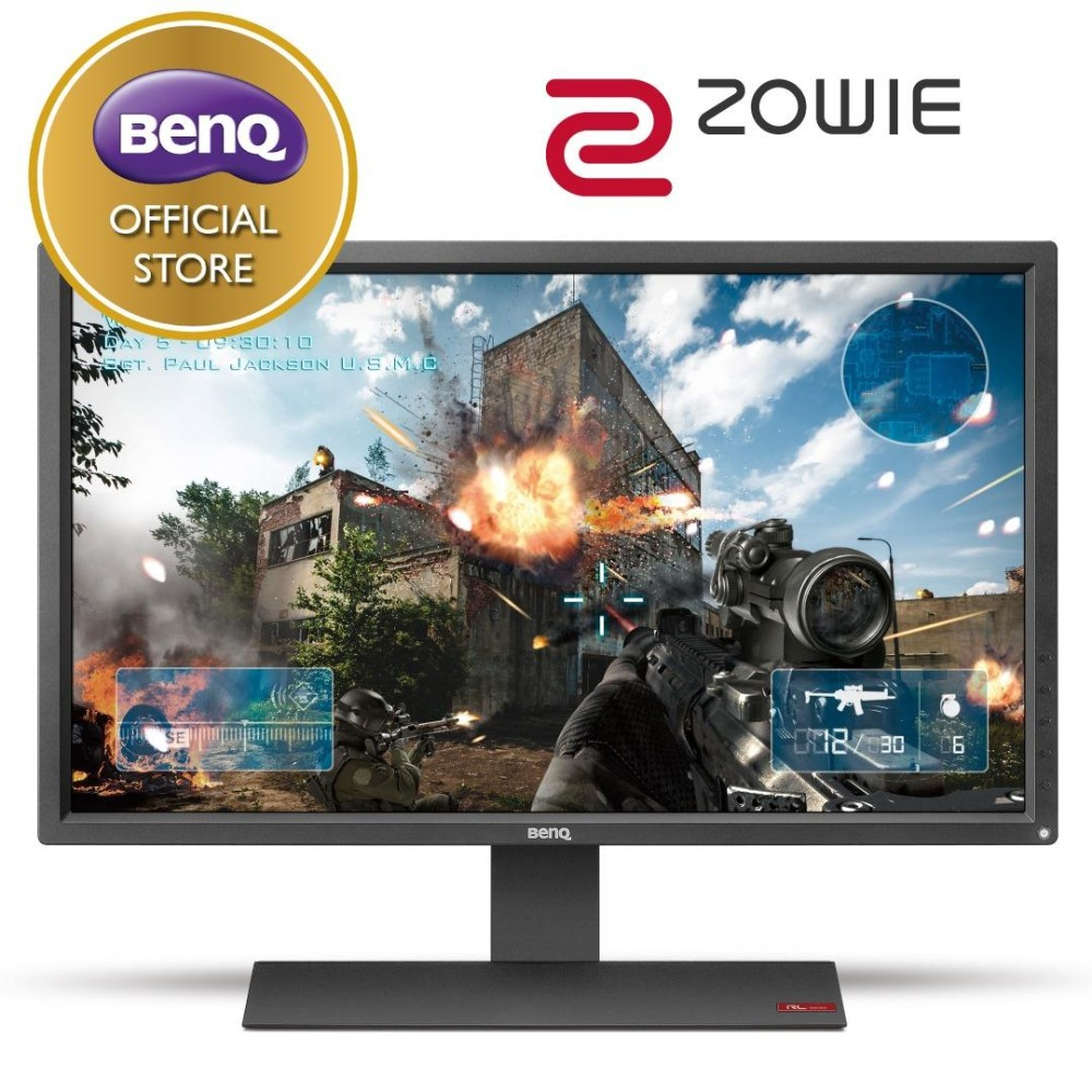 Dimana Beli Benq Zowie Rl2755 27 Inch Full Hd 1 Ms Black Esports Gaming Monitor Benq