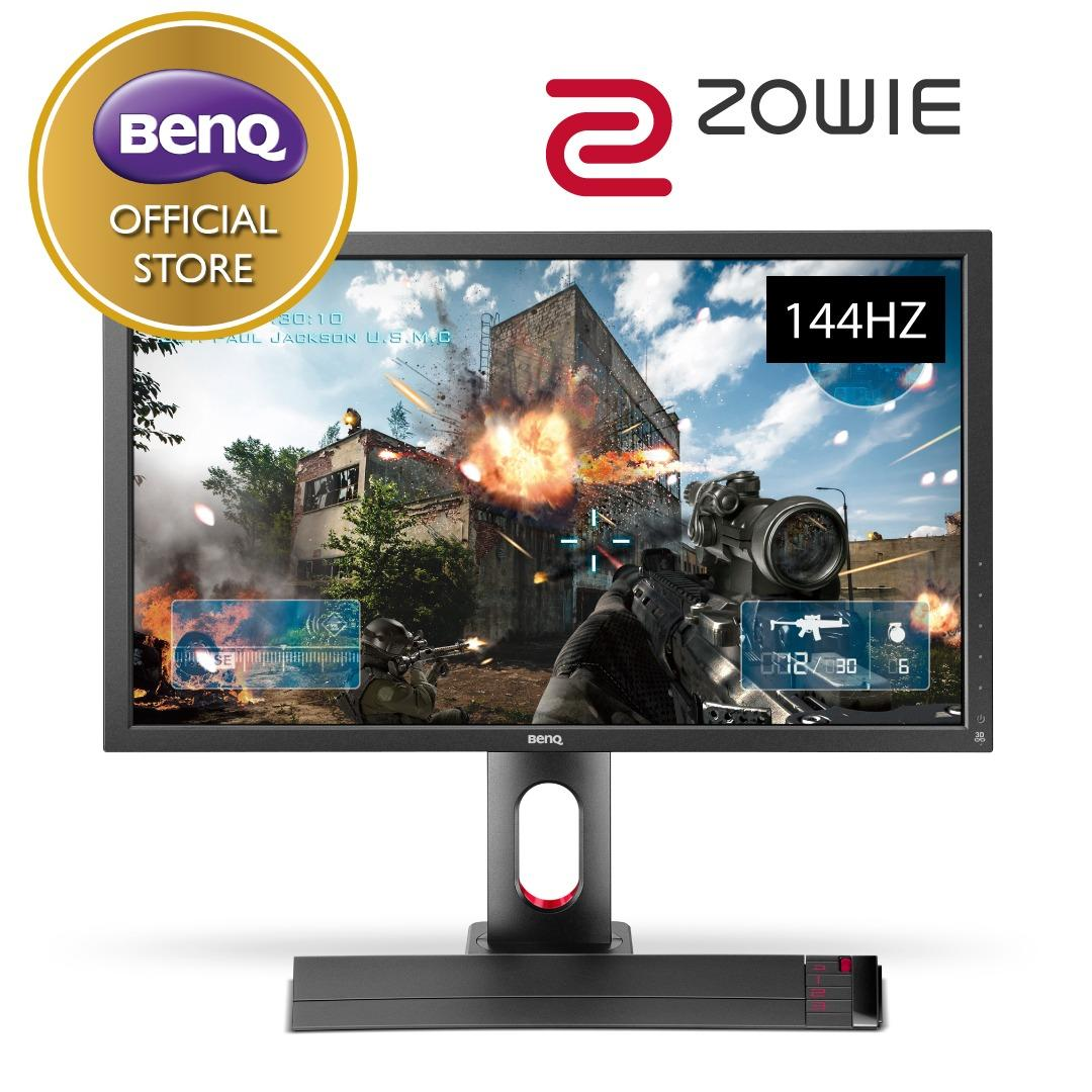 Beli Benq Zowie Xl2720Z 27Inch Full Hd 144Hz 1Ms Esports Gaming Monitor Murah