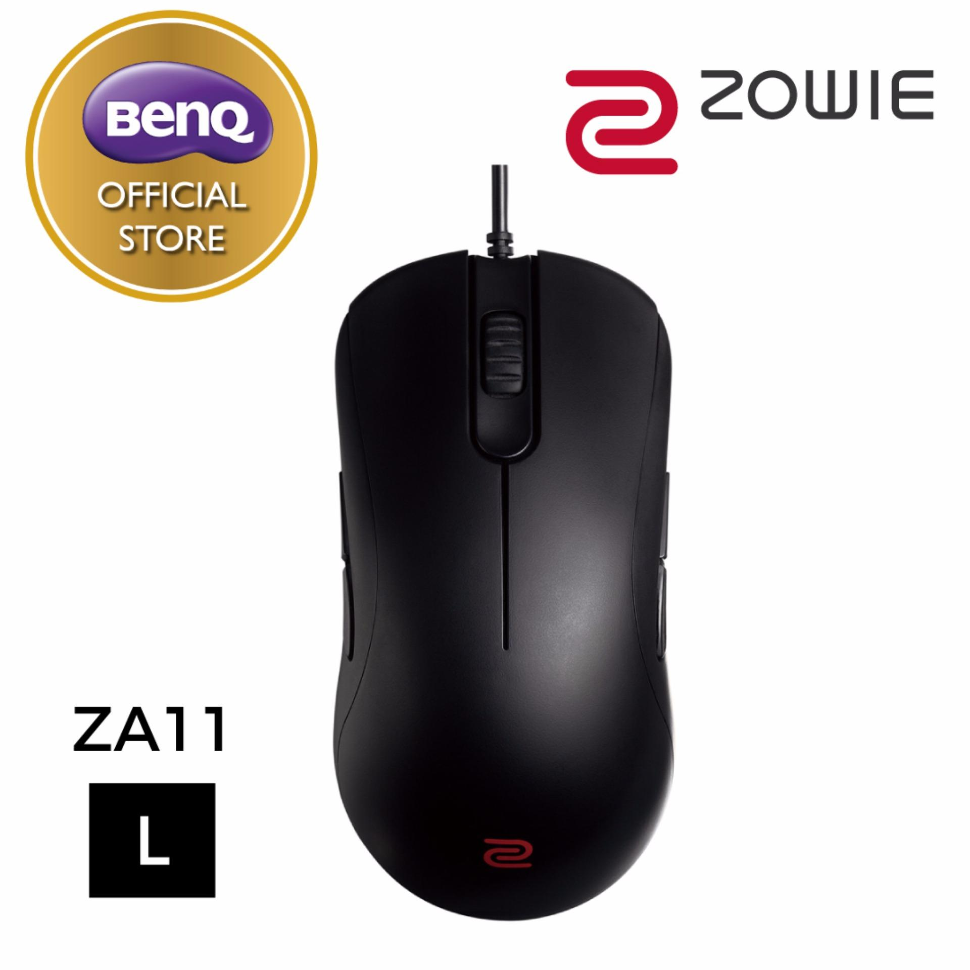 Kualitas Benq Zowie Za11 Black Esports Gaming Mouse Large Zowie