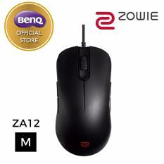 BenQ ZOWIE ZA12 Black eSports Gaming Mouse (Medium)
