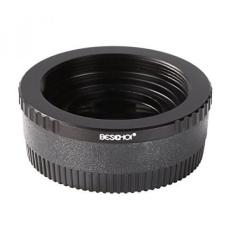 Beschoi Aluminium Lens Mount Adapter M42 Sekrup Lensa untuk Nikon AI F D90 D300 D700 D7000 D7100-Intl