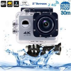Best Action Camera 4K+ UltraHD - 16MP - Silver – WIFI