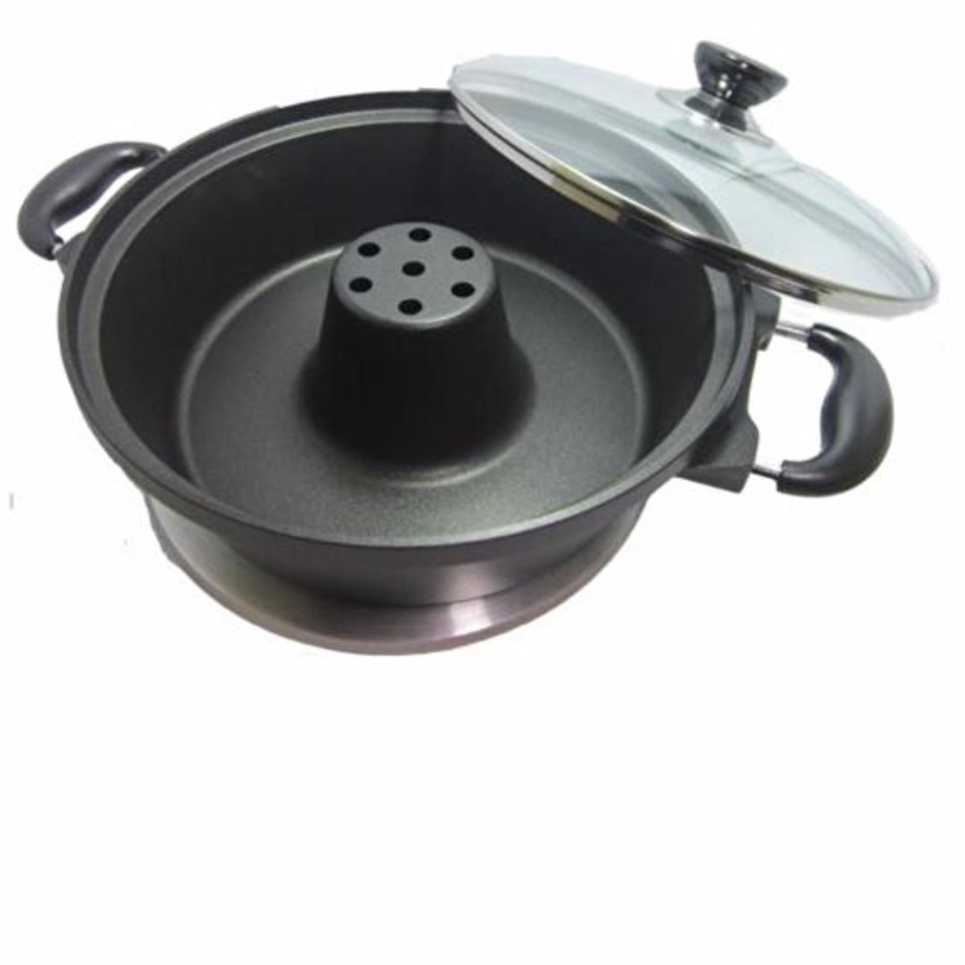Toko Best Cetakan Bolu Baking Pan Maker Anti Lengket Bahan Tebal High Quality Hitam Dki Jakarta