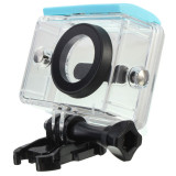 Jual Best Ct Waterproof Casing For Xiaomi Yi Action Camera Blue Banten