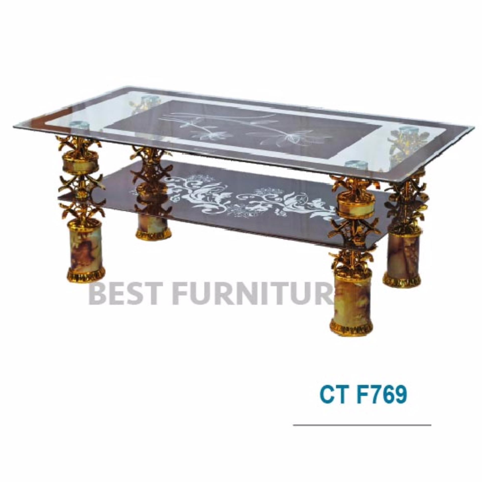 Best IMP-CTF769 Meja Tamu Minimalis uk 110x55