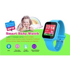 Beli Terbaik Ponsel Watch Untuk Anak Anak Dengan Dukungan Gps Sim Kartu Sos Monitor Anak Hadiah Layar Sentuh A07Gt Biru Pink Intl Oem Online