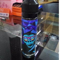 Promo Best Premiium Liquid Vape Vapor Vaporizer E Liquid Eliquid Bluenanarilla Blueberry Banana Smothies Jawa Barat