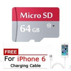 Harga Termurah Terbaik Menjual Kualitas Kartu Memori 64 Gb Micro Sd Card Sdxc Micro Sd Tf Kartu Xc Apple 6 Data Line Intl