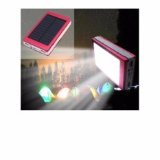 Toko Best Seller 4In1 Power Bank Solar 138000 Mah Merk Samsung With 20 Led Smd Lampu Uv Online Jawa Barat