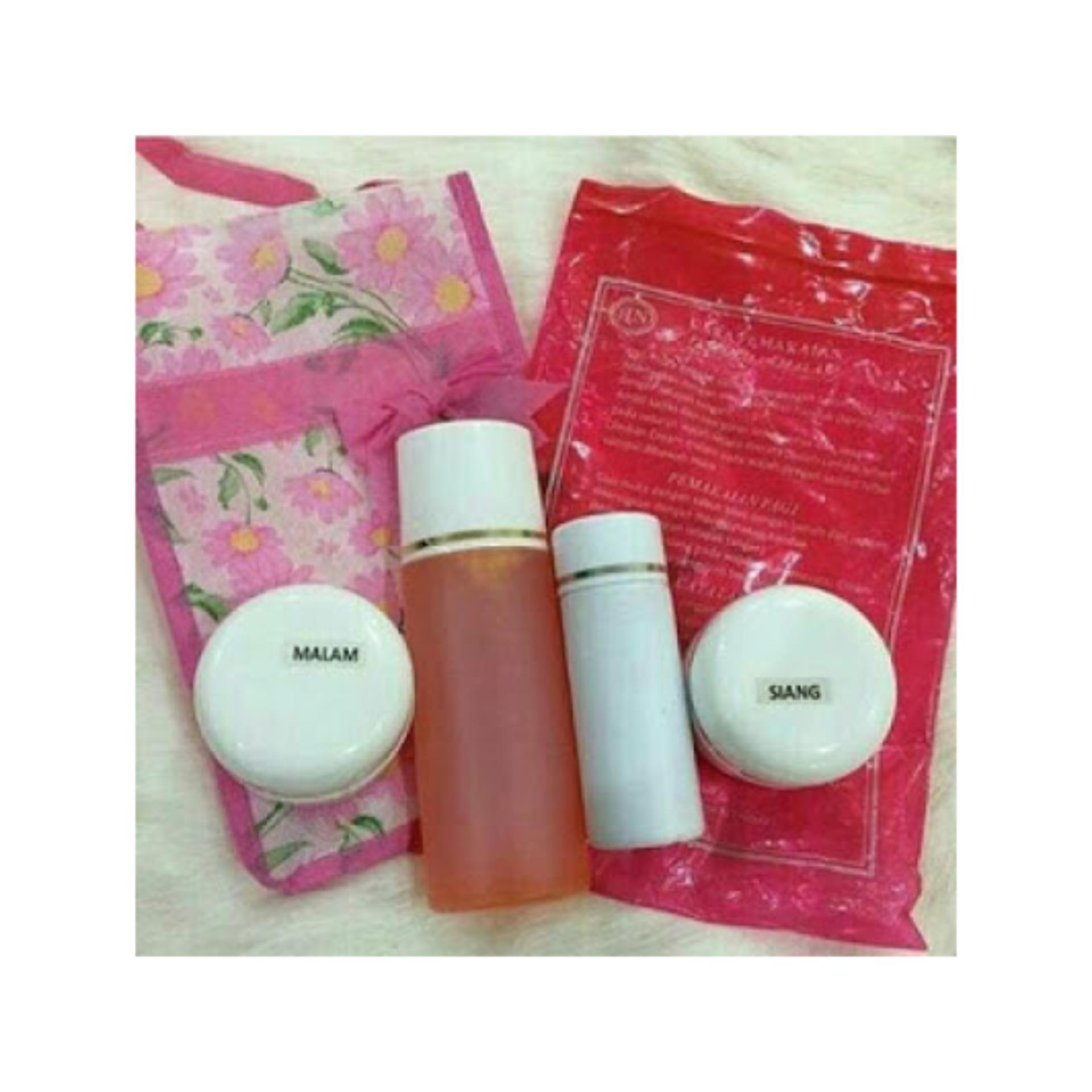 Beli Best Seller Paket Hn 30 Gr Cream Sabun Toner Yang Bagus
