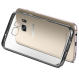 Review Toko Best Seller Softcase Ultrathin List Chrome For Samsung Galaxy S7 Edge Black Online
