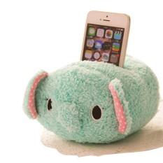 Terbaik Seller Sunwonder Baru Lucu Gajah Pola Mewah Telepon Penahan Ponsel Kursi Mainan-Internasional