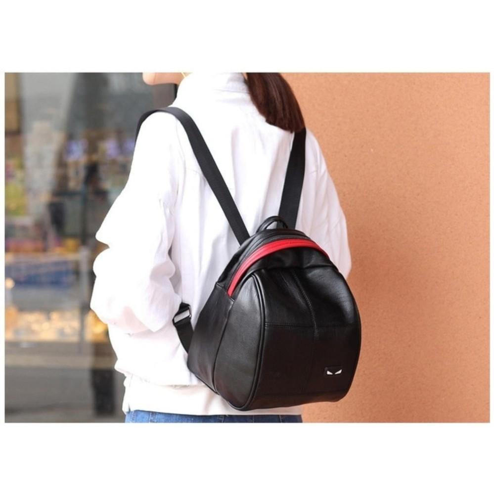 Jual Best Seller Tas Ransel Punggung Wanita Bag Fashion Cewek Backpack Ks05 Kenzio Store Grosir