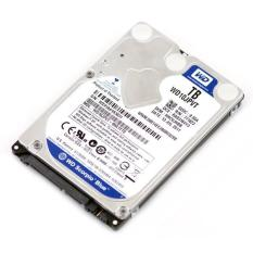 Best Seller WD Blue 500 GB Internal 2.5 Inch Notebook / Laptop HDD Harddisk