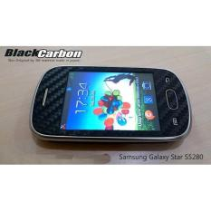 Best Skin - Carbon Texture For Samsung Galaxy Star S5280