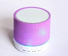 Spesifikasi Best Wireless Bluetooth Speaker Radio S85 Dengan Lampu Handsfree Ungu Terbaru