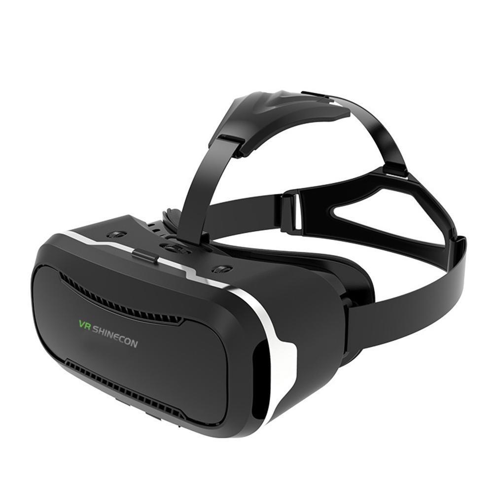 BESTDON Youthcar® Berkualitas Tinggi 1st/2nd Generation 360 ° Melihat Immersive Virtual Reality Headset VR Goggle Box 3D Kacamata untuk 3D Film Video Permainan-Intl