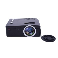 Bestprice Mini Portable UC18 Home Cinema HD Video Projector Support AV VGA USB Port - intl
