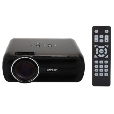 Bestprice U80 Penuh HD 1000LM Mini Rumah Kantor Multimedia LED Proyektor Video VGA USB AV SD-Internasional