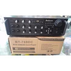 Betavo BT-788DC amplifier ampli profesional power mixer with usb/sd card player mp3 karaoke system BONUS GRATIS ONGKIR