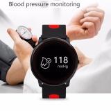 Spesifikasi Betreasure Cf007 Bluetooth Smart Gelang Tekanan Darah Monitor Denyut Jantung Gelang Kebugaran Tracker Gelang Pintar Untuk Android Dan Ios Intl Betreasure